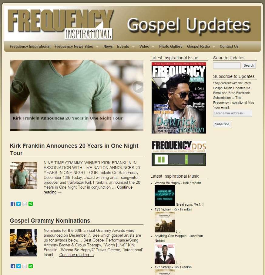 Gospel-Updates