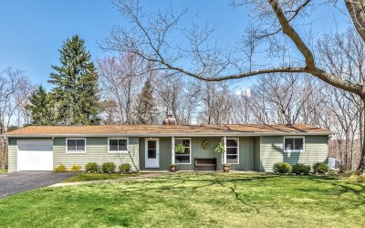 Ranch of the week… Imagine 2 acres and lovingly restored ranch with Pine Richland Schools!